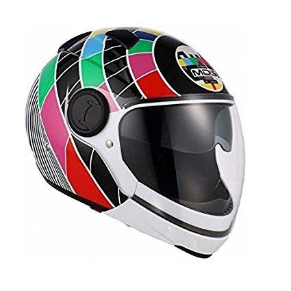 AGV Motorbike Helmet Sunjet MDS E2205, Multicoloured (No Signal), M - £49.29 via Amazon