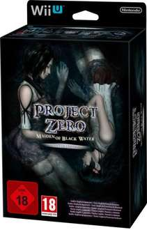 Project Zero 5: Maiden of the Black Water - Limited Edition (Nintendo Wii U) - £42.50 @ Coolshop (Backorder)