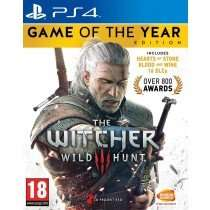 The witcher 3 Wild hunt GOTY (ps4/xbox one) £27.95 @ the game collection