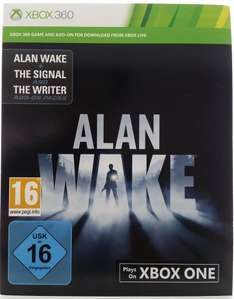 Alan Wake - Xbox 360 - Full Game Download - PLAYS ON XBOX ONE £2.92  (Prime) / £4.91 (non Prime)  Sold by DA TECH PRO and Fulfilled by Amazon.