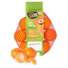 Asda Chosen by kids Easy peelers, Apples (550g) & Pears (550g), Oranges (500g), Grower's Selection Pineapple, Grower's Selection Ripen at Home Kiwi Fruit (6 pack), 50p each pack & Grower's Selection Ripen at Home Plums (400g) 60p @ Asda