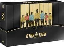 Star Trek 50th Anniversary Boxset £75 - plus reductions on lots of other Star Trek