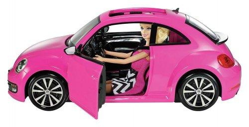 SAVE 50% Barbie Volkswagen Beetle and Doll Exclusive £24.99 @ Argos ebay