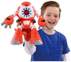 50% Off I-Que Interactive Intelligent Robot - Orange. £32.49 @ argos ebay