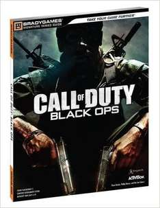 Used - Call of Duty: Black Ops Signature Series (Bradygames Signature Guides) £1.68 prime £3.67 non prime