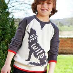 Cherokee Boys Wild Jumper @ Argos RRP £12.  Available for ages 5-12 years.
