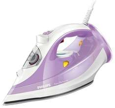 Buy Philips GC3809/30 Azur Performer Steam Iron - Purple & White from our Irons range - Tesco