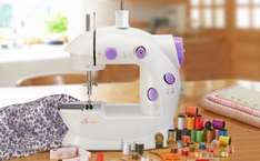 Battery Powered Sewing Machine @ Groupon for £7.99 delivery £ 1.99