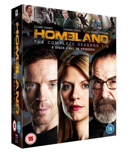 Homeland - Season 1-3 [Blu-ray] [2011] Used - Acceptable £14.11(prime) £16.10 (non prime)
