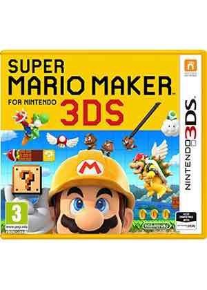 super mario maker 3DS preorder £27.49 @ Base