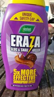 co-op might be national down to 45p Eraza slug and snail killer