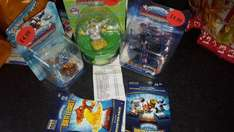 skylanders superchargers £2.99 sainsburys and cards 39p/89p