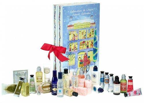L'Occitane Advent Calendar £42 worth £80 + free p+p + 5% Quidco
