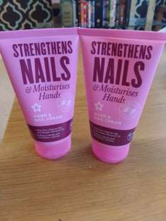 Superdrug Hand Cream 2 in 1 (150ml) - Buy one get one free. £1.99