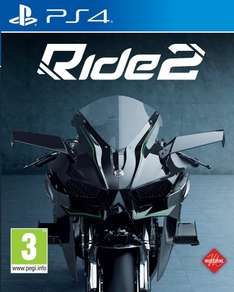 Ride 2 PS4 and XBox One at CEX Online £22.50
