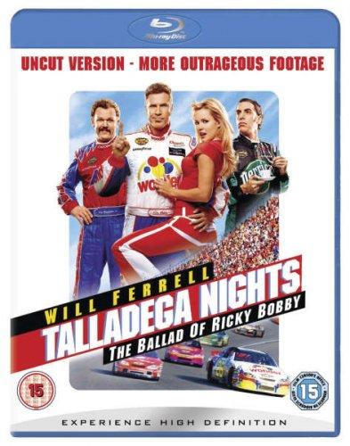 Blu-Rays At Poundland £1 Again Inc Repomen & Talladega Nights.