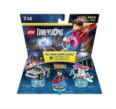 LEGO Dimensions Back to the Future Level Pack £18 @ Tesco Direct Free click n collect