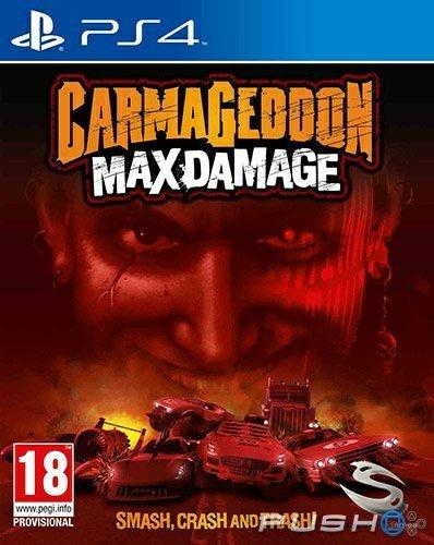 Carmageddon Max Damage [PS4/XBO] Ex Rental £16.17 @ Boomerang