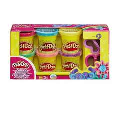Play-Doh Sparkle x6 £2.49 Amazon  (add on item)