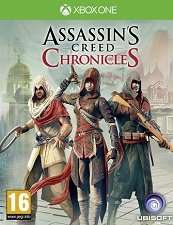 [Xbox One/PS4] Assassins Creed Chronicles-As New £6.84 (Boomerang Rentals)