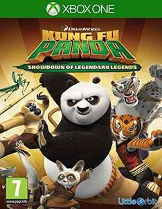 Kung Fu Panda: Showdown of Legendary Legends (Xbox One) £14 Delivered @ Amazon (Prime Exclusive)