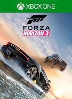 Forza Horizon 3 + Mirror's Edge Catalyst for £43.98 from Sainsburys online