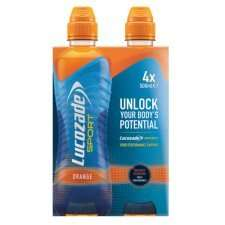 Half Price Lucozade Sports Drinks at Tesco (4 for £1.75) - EXPIRES TUESDAY 11/10/16