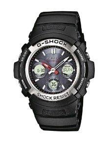 Casio G-Shock Radio Controlled/Solar  AWG-M100-1AER £41.99 @ Argos ebay
