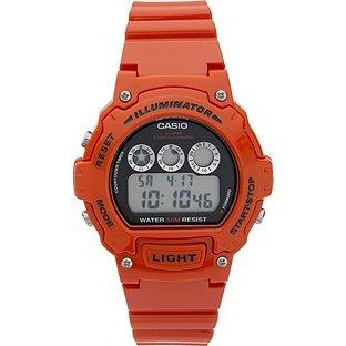 Casio Unisex Red Illuminator Watch £12.99 at Argos