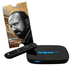 NOW TV Smart Box with 5 Month Entertainment Pass £33.20 @ Amazon for Prime Members £33.20