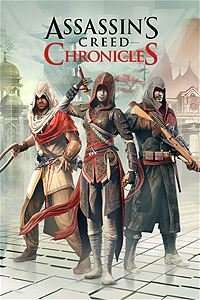 [XBOX One] Assassin's Creed Chronicles – Trilogy £6.60 - Xbox Marketplace