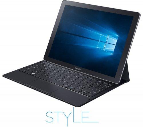 SAMSUNG Galaxy TabPro S & Keyboard - 128 GB, Black  £699.99 Currys