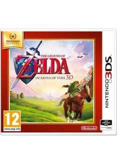 The Legend of Zelda: Ocarina of Time Selects (Nintendo 3DS) - £12.99 BASE