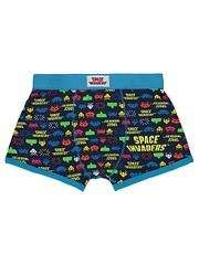 Mix & Match Men's Trunks 3 for £10 + Free C+C @ Asda George (inc Space Invaders, Ghostbusters,