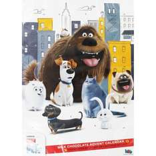 Secret Life Of Pets chocolate advent Calendar £1 delivered @ The Works eBay