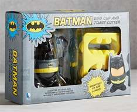 Batman Egg Cup £5.00 @ Matalan Free C+C