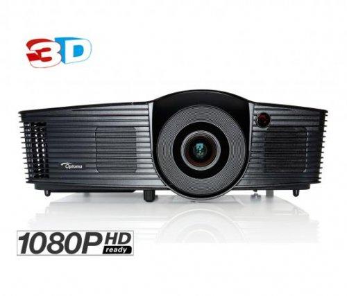 Optoma HD141X Full HD 1080p 3D Projector - £369.99 @ Costco