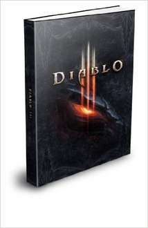 Diablo III Limited Edition Hardback Strategy Guide - £4.13 delivered - dispatched and sold by bargainbooktime -  Amazon