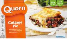 Quorn Meat Free Cottage Pie (500g) was £3.00 now £1.50 @ Tesco