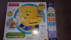 Sainsburys instore - Welwyn Garden City -Fisher price smart stages chair £15