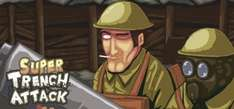 Super trench attack 39p steam 90% off, very good overall reviews