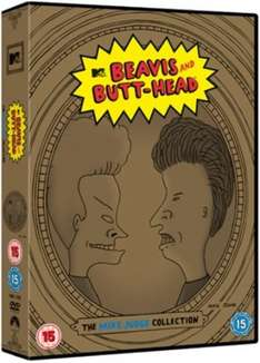Beavis and Butt-Head: The Mike Judge Collection DVD boxset - £20.00 @ Zoom.co.uk