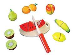 Andreu Toys Wooden Meals Fruits Toy for £4.95 - RRP £19.99 Amazon add on item