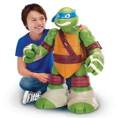 Teenage Mutant Ninja Turtles Mutations Giant Leo - He converts into a complete Sewer Lair playset (was £99.97) Now £79.97 @ Asda (George)