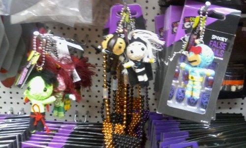 superhero/Villain little voodoo dolls £1 @ poundworld