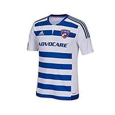Adidas Kids Football Soccer FC Dallas Away Shirt Jersey Top 2015-16  ags 9 to 14 Amazon £1 plus £3.45 del