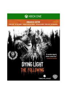 [Xbox One] Dying Light: The Following-Enhanced Edition £17.99 (Base.com)