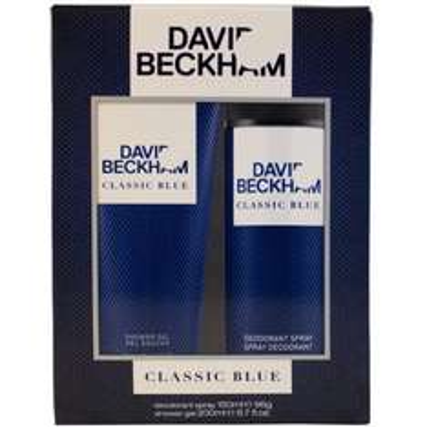 David Beckham deodorant and shower gel £3.99 B&M