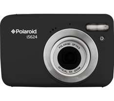 Cheap New POLAROID IS624 16 megapixels Black Compact Digital Camera £11.97 Currys on eBay