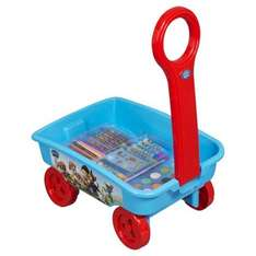 Pull a Long Paw Patrol Stationery Wagon (inc Craft / Stationery items) was £15 now £7.50 C+C @ Tesco Direct